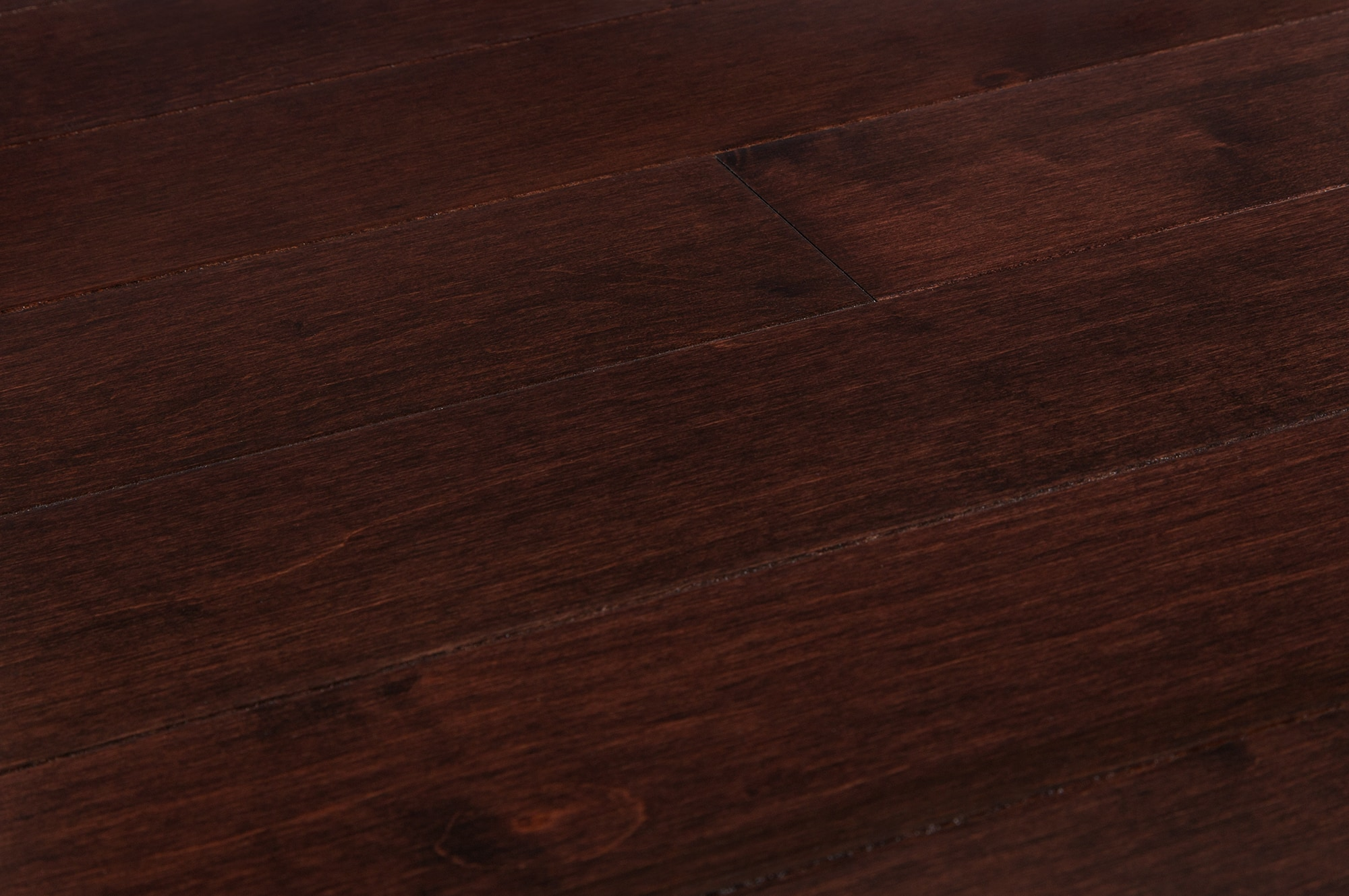 Jasper hardwood stained canadian maple collection mocha for Hardwood flooring canada