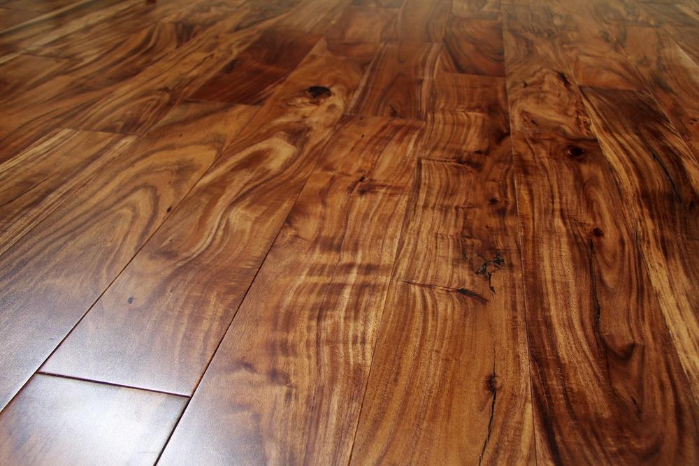 Free samples mazama hardwood flooring exotic acacia for Acacia hardwood flooring