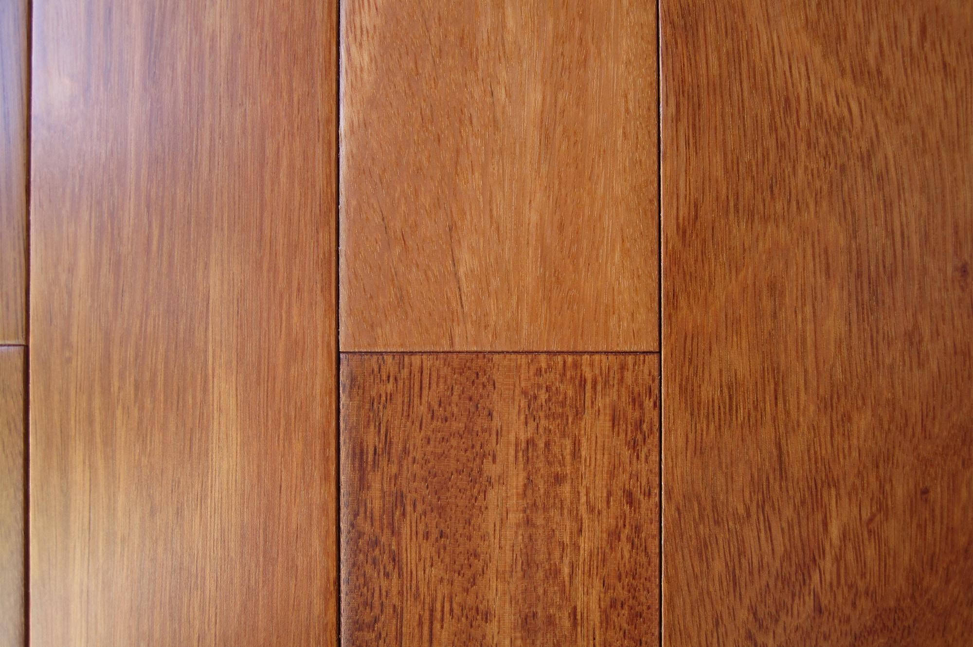 Mazama hardwood exotic kempas collection natural for Kempas hardwood flooring