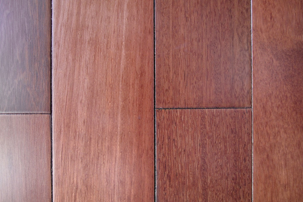 Mazama hardwood exotic kempas collection cokelat for Kempas hardwood flooring