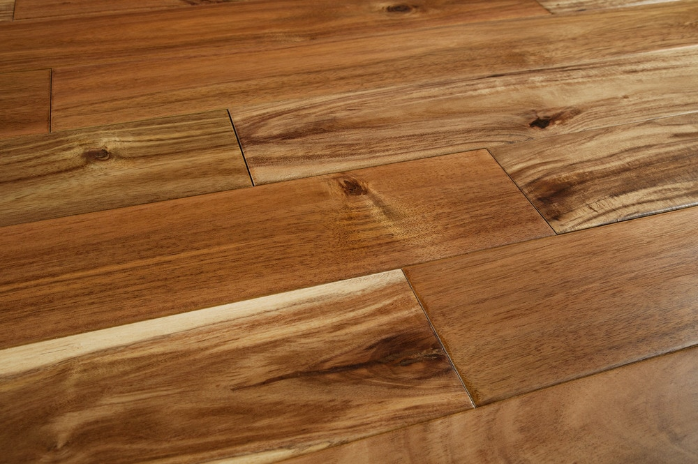 Home Flooring Wood Flooring Hardwood Flooring All Products Acacia / 4 ...