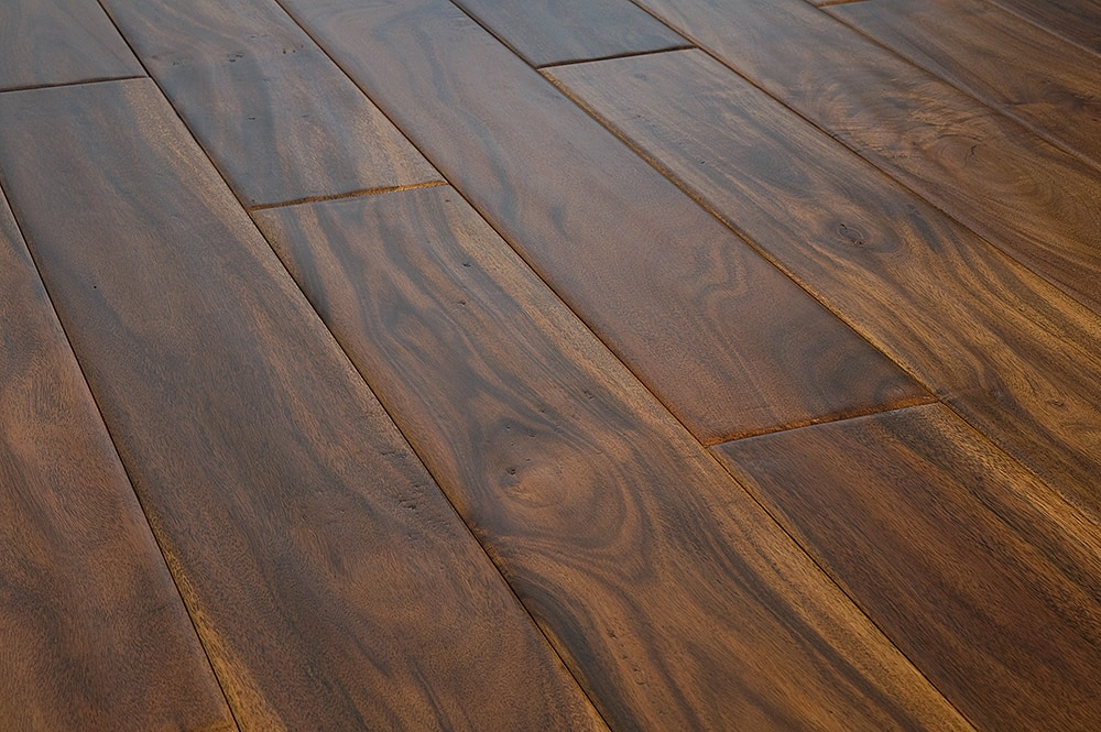 Mazama Hardwood - Handscraped Tropical Collection Acacia Golden / 4 7 ...