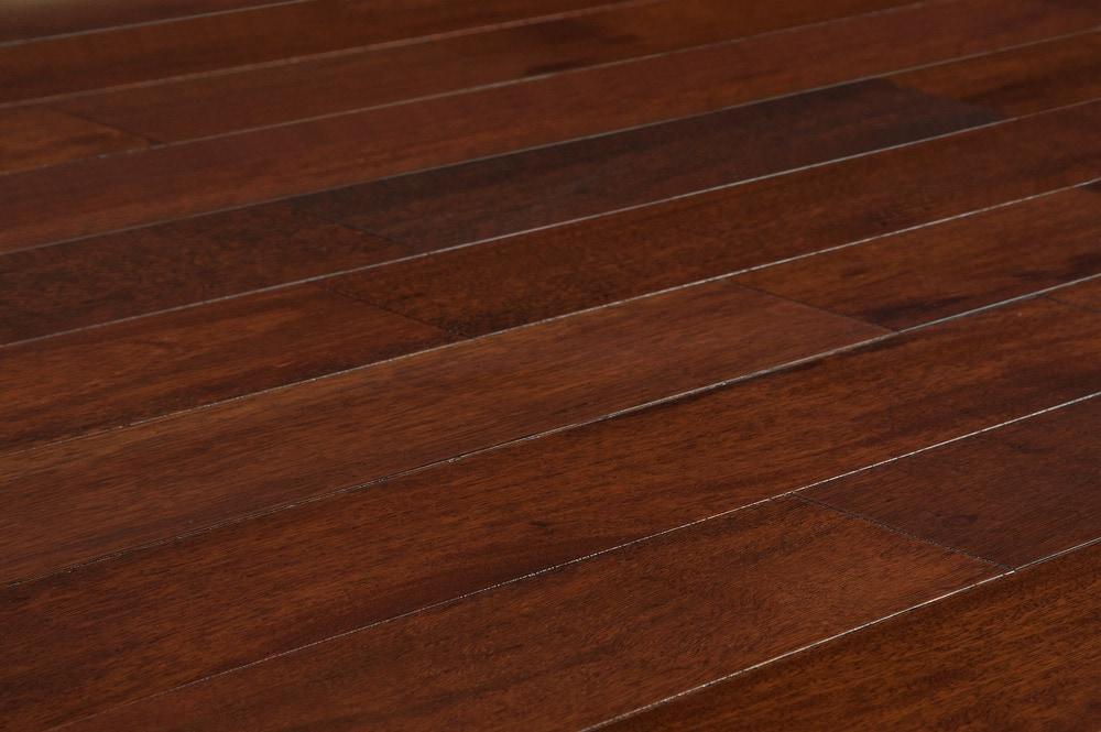 Free samples mazama hardwood flooring pacific mahogany for Mahogany flooring
