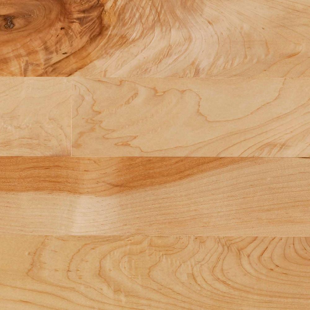 Tungston Hardwood Unfinished Hard Maple Unfinished Hard