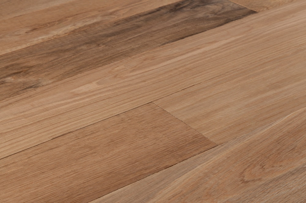 Free samples tungston hardwood unfinished oak white oak for Unfinished oak flooring