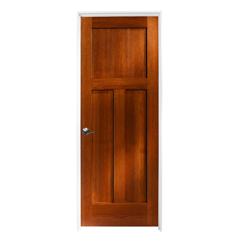 prehung hickory interior doors