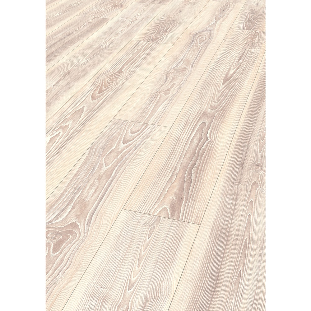 Toklo by Swiss Krono Laminate - 8mm Exquisit Collection Polar Ash