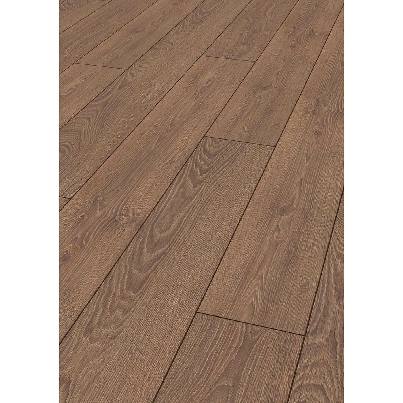 Kronotex laminate mammut 12 mm collection capital oak nature for Mammut laminate flooring