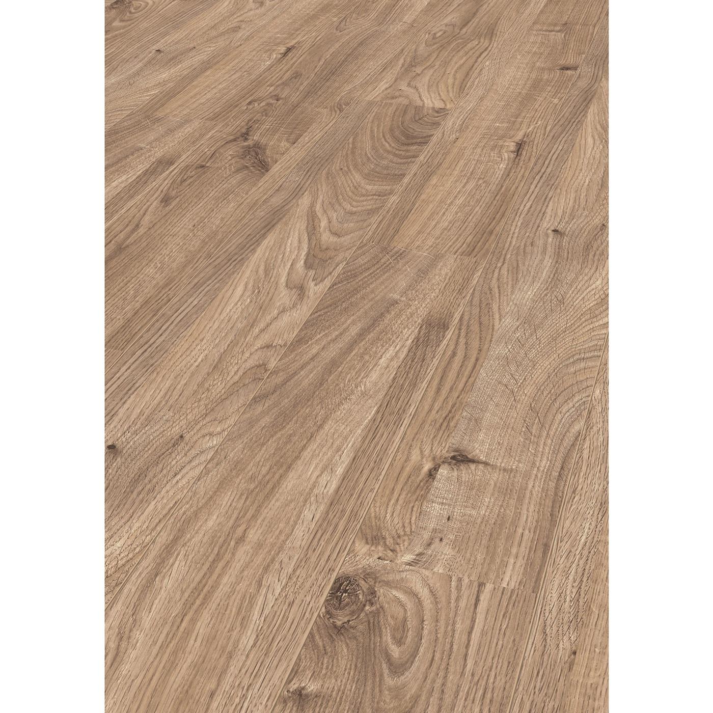Kronotex laminate mammut 12 mm collection everest oak beige for Mammut laminate flooring