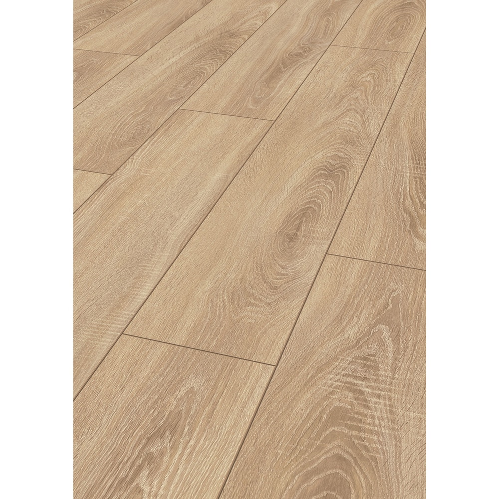 Kronotex laminate exquisit 8mm collection village oak for Kronotex laminate flooring reviews