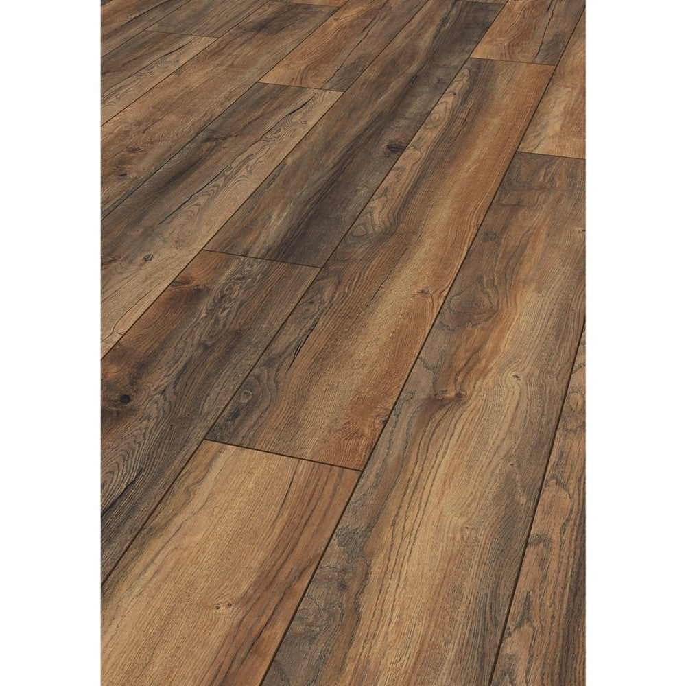 kronotex laminate my floor villa 12 mm collection harbour oak. Black Bedroom Furniture Sets. Home Design Ideas