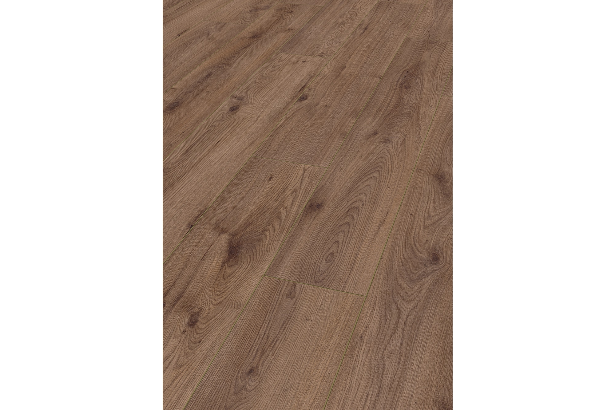 Kronotex laminate 8mm advanced collection millenium oak for Kronotex laminate flooring reviews