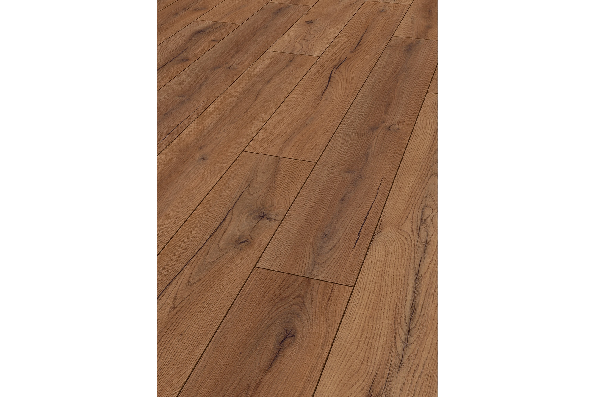 Kronotex laminate 8mm advanced collection century oak nature for Kronotex laminate