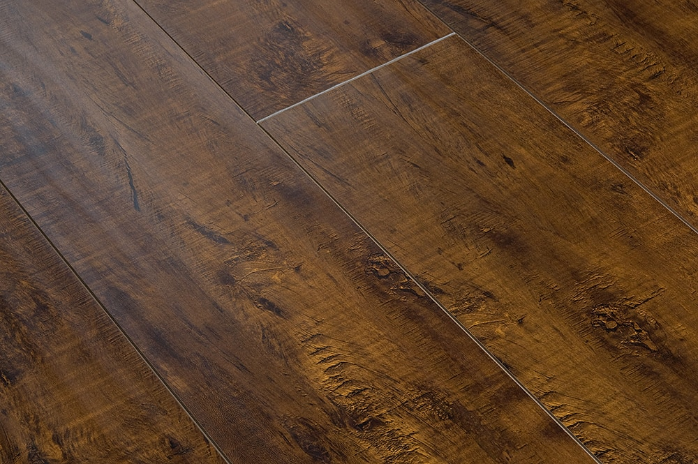 Lamton laminate 12mm exotic wide plank collection for Walnut laminate flooring