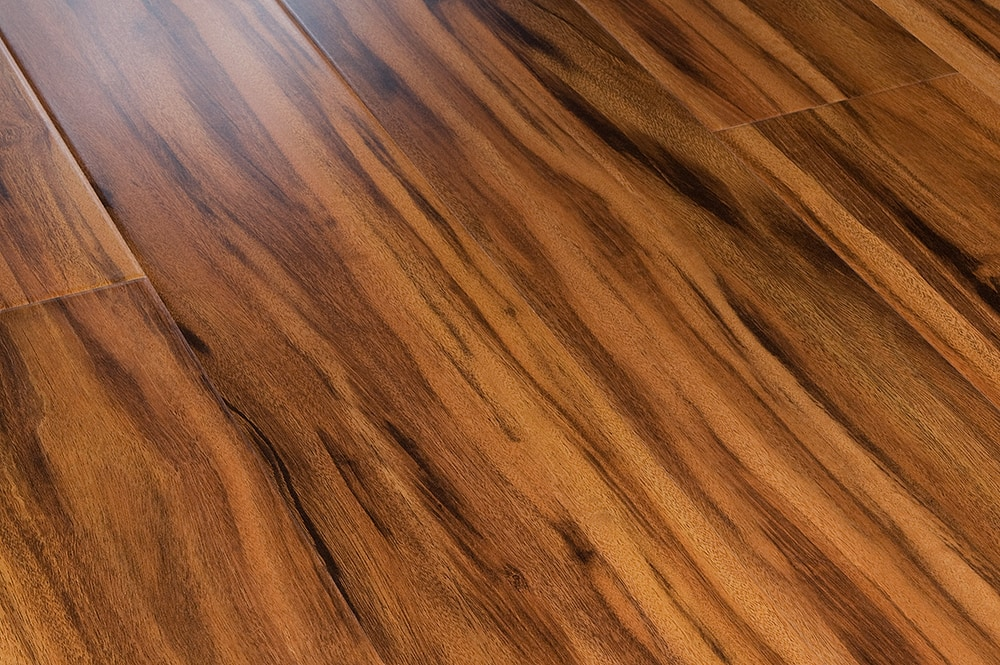 Free Samples Lamton Laminate 12mm Tigerwood Collection