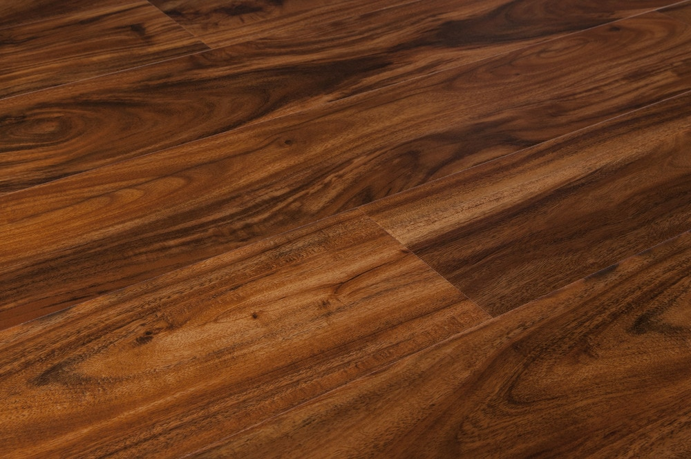 Free samples lamton laminate 12mm tropical exotic for Walnut laminate flooring