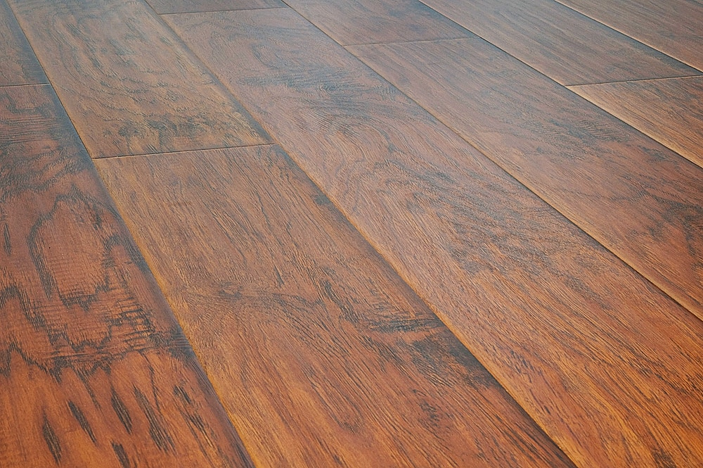 Appearance hickory laminate flooring for Tennessee hardwood flooring