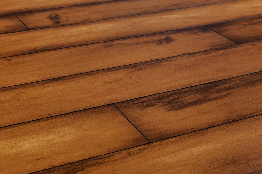Toklo laminate 12mm collection sandalwood for Toklo laminate flooring reviews