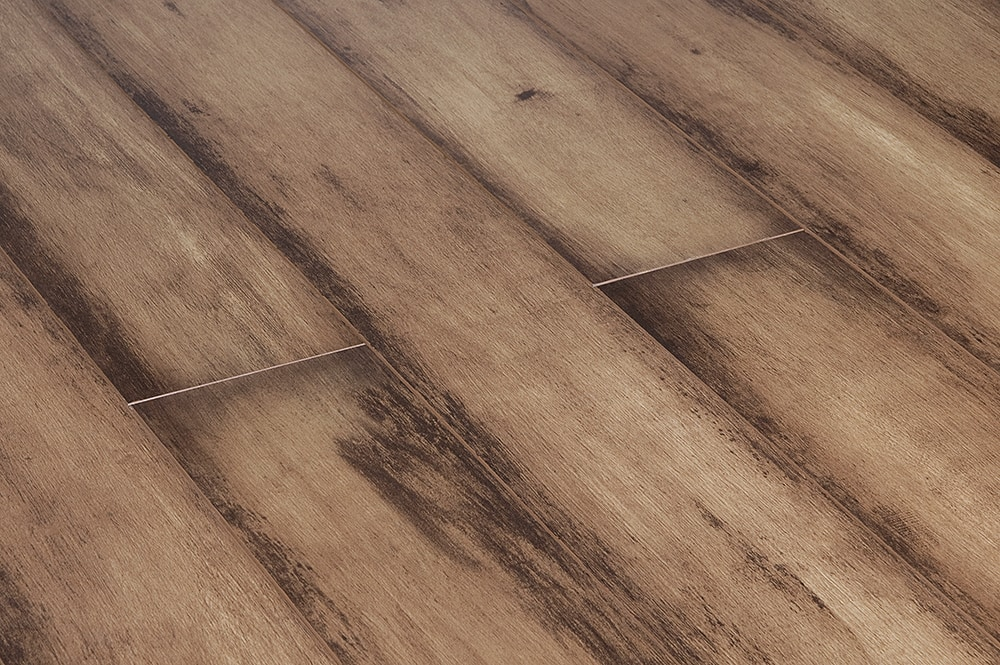 Toklo laminate 12mm collection aged sandalwood for Toklo laminate flooring reviews