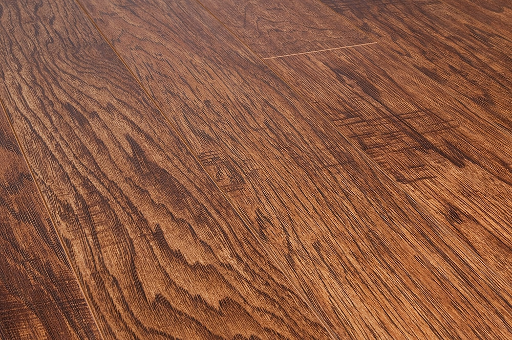 Toklo laminate 8mm collection appalachian hickory for Toklo laminate flooring reviews