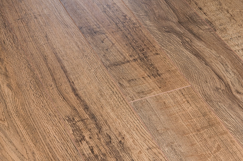 Toklo laminate 8mm collection regal oak for Toklo laminate flooring reviews