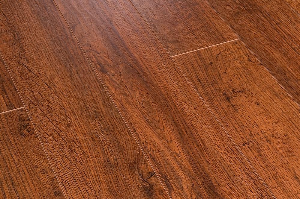 Toklo laminate 8mm collection royal oak for Toklo laminate flooring reviews