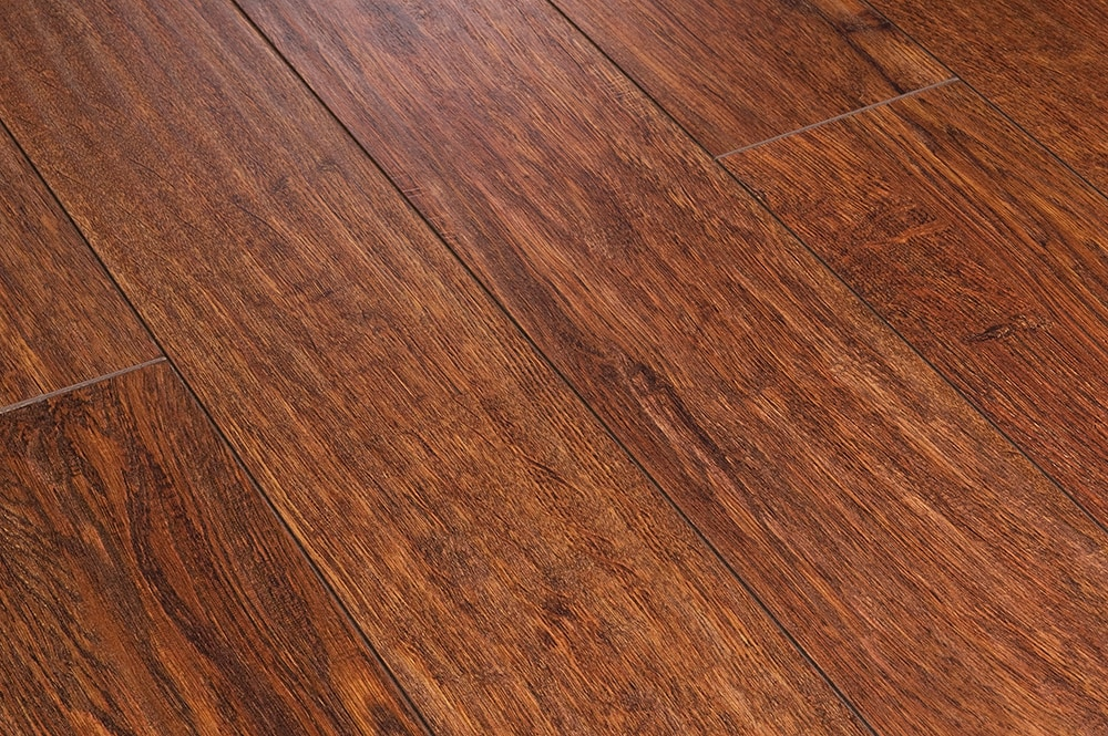 Toklo laminate 8mm collection rustic oak for Toklo laminate flooring reviews