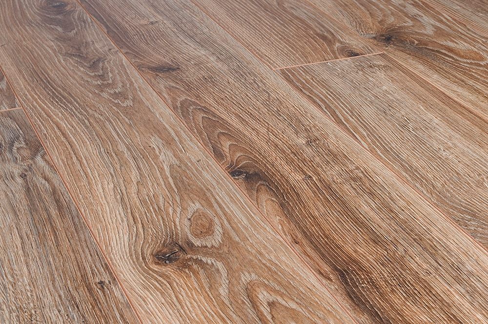 Toklo laminate 8mm collection weathered oak for Toklo laminate flooring reviews