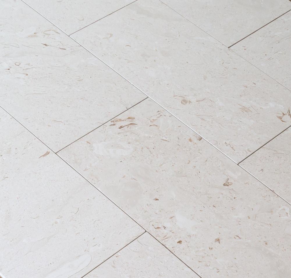 Free Samples Kesir Limestone Tile Jerusalem Bone Honed