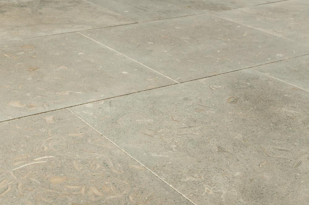 Free Samples Kesir Limestone Tile Sea Grass Honed 18 Quot X18 Quot