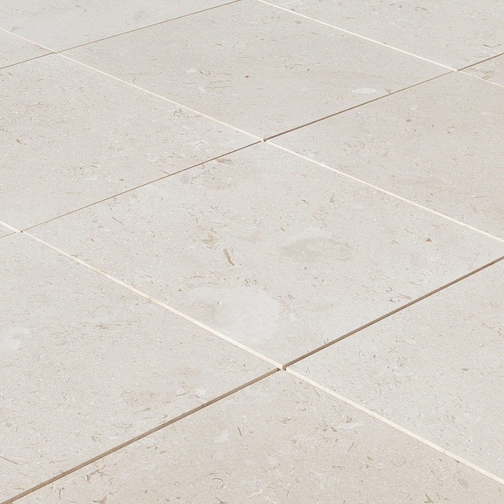 Limestone Or Travertine Tile : Merrion limestone tile aegean collection myra white