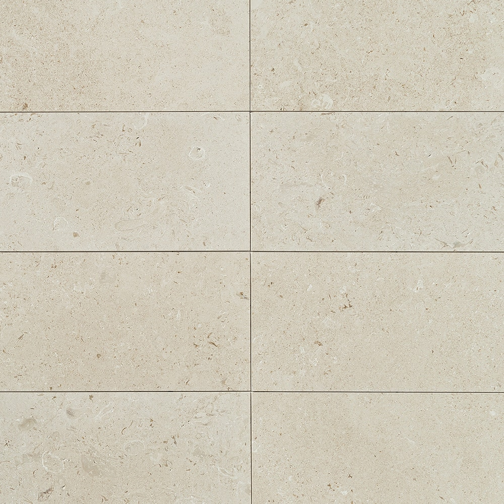 Merrion Limestone Tile Aegean Collection Myra White 24