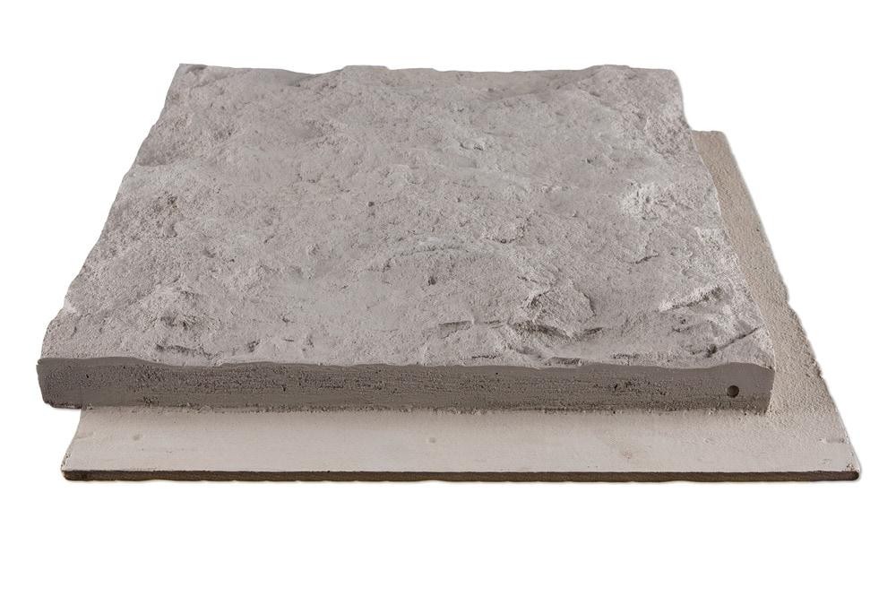 Small Stone Siding : Stoneworks faux stone siding accessories trim stony gray