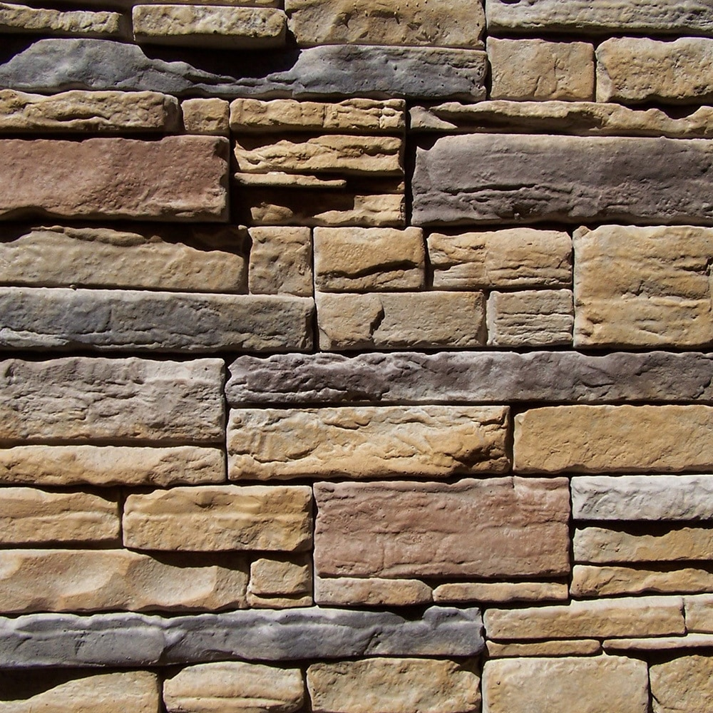 cultured stone veneer black pallets manufactured carolina ready 29054
