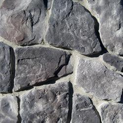 Black Bear Manufactured Stone Fieldstone Model 101006721 Manufactured Stone Veneer