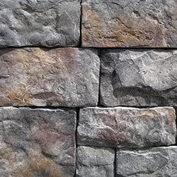 Black Bear Manufactured Stone Hackett Model 101006781 Manufactured Stone Veneer