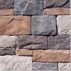 Black Bear Manufactured Stone Hackett Model 101064001 Manufactured Stone Veneer
