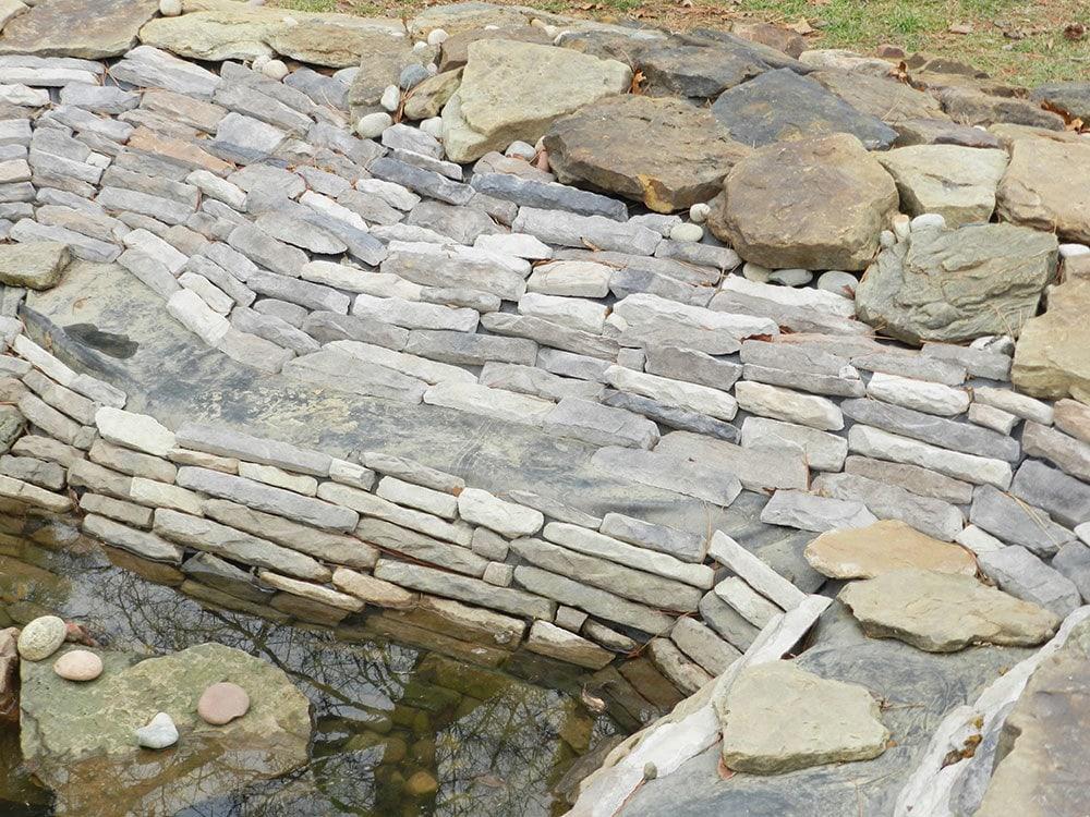 - Rustic / Ledge Stone 10 Sq ft Flat - sku:10079774