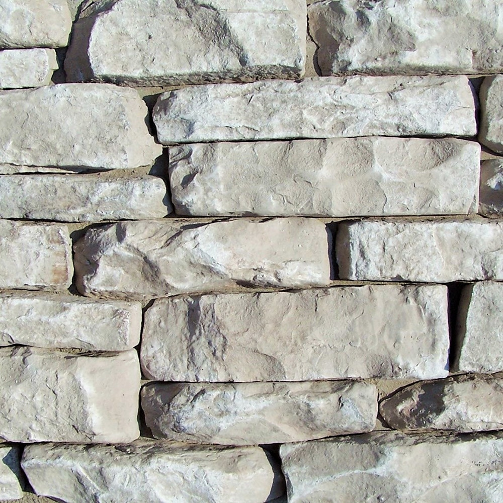 Black Bear Pallets Manufactured Stone Ledge Stone Frost