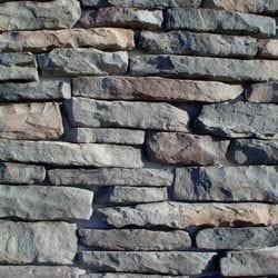 Black Bear Manufactured Stone Ledge Stone Model 101006871 Manufactured Stone Veneer