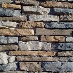 Black Bear Manufactured Stone Ledge Stone Model 101006931 Manufactured Stone Veneer