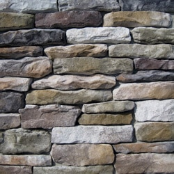 Black Bear Manufactured Stone Ledge Stone Model 100797771 Manufactured Stone Veneer