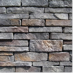 Black Bear Manufactured Stone Southern Stacked Stone Model 100989451 Manufactured Stone Veneer