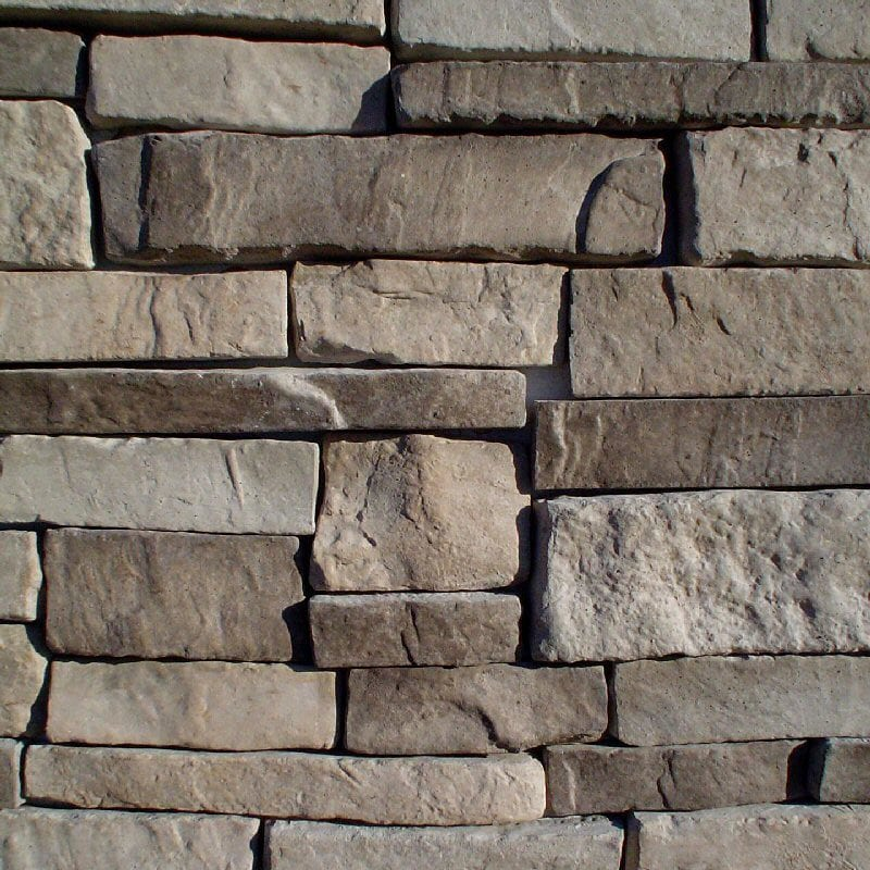 Black Bear Pallets Manufactured Stone Southern Stacked