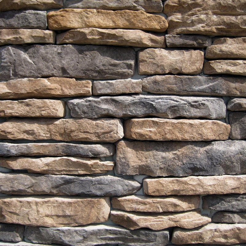 Black Bear Pallets Manufactured Stone Ledge Stone Sonoma