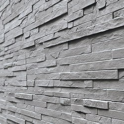 Manufactured stone veneer builddirect Mortarless stone siding