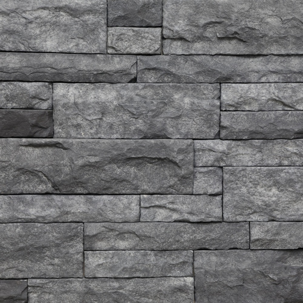 mortarless stone veneer panels house plans