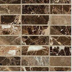 Cabot Marble Mosaic Emperador Marble Series Type 100869311 Kitchen Stone Mosaics in Canada