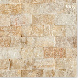 Cabot Mosaic Tile Split Face Patterns Type 100770721 Kitchen Stone Mosaics in Canada