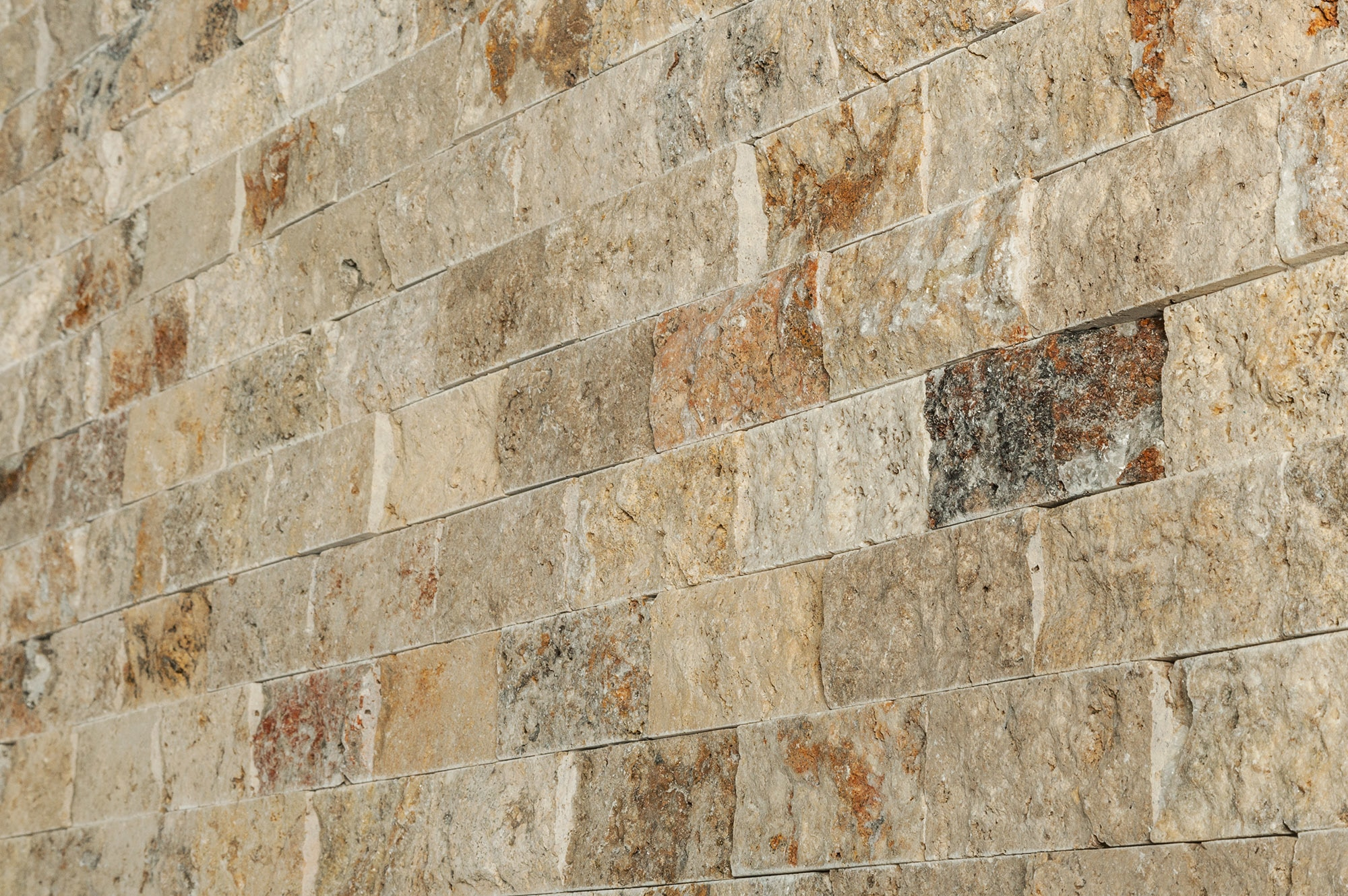 Cabot Mosaic Tile Travertine Series Tuscany Scabas Split